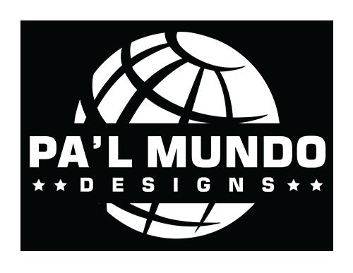 Pa'l Mundo Designs logo