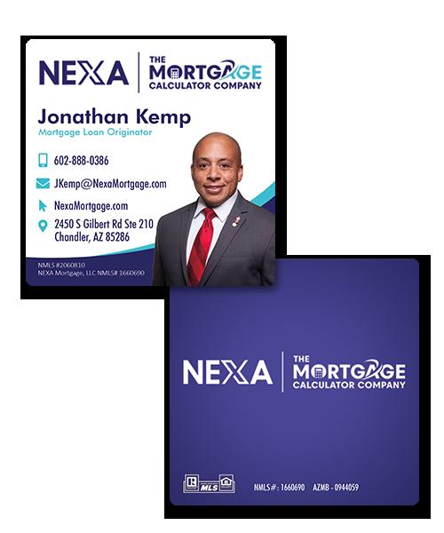 Nexa Business Card