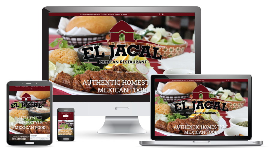Diego Rios Realtor website layout preview for desktop, laptop, tablet, and cellphone.